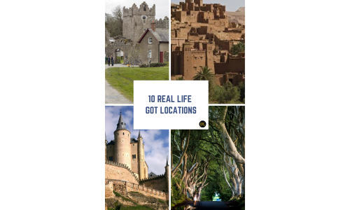 Real Life Game of Thrones Locations